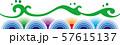 Colorful korean traditional motifs illustration 024 57615137