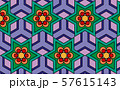 Colorful korean traditional motifs illustration 008 57615143