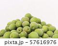 Close up of green plum, summer fruit 006 57616976