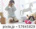 子供 ライフスタイル おもちゃ 57645829