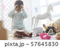 子供 ライフスタイル おもちゃ 57645830