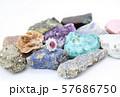 指輪 ルビー ダイヤモンド 鉱石 57686750