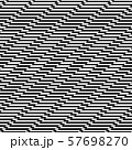 Abstract geometric pattern with stripes, lines. 57698270