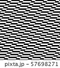 Abstract geometric pattern with stripes, lines. 57698271
