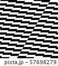 Abstract geometric pattern with stripes, lines. 57698279