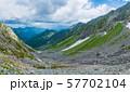 槍ヶ岳の山行5 57702104