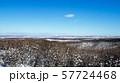 冬の釧路湿原 57724468