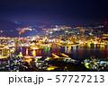 長崎市の夜景 57727213