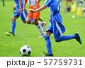 サッカー フットボール 57759731