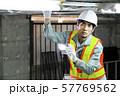 建設現場 不動産 建築 建設 現場監督 57769562
