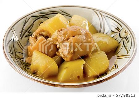 豚足とパパイヤの煮物 57788513