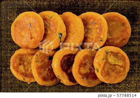 かぼちゃ餅 57788514