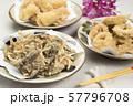 沖縄天ぷら もずくの天ぷら ゴーヤの天ぷら カジキマグロの天ぷら 57796708