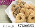 沖縄天ぷら もずくの天ぷら ゴーヤの天ぷら カジキマグロの天ぷら 57800353