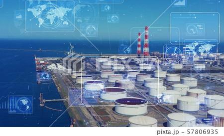 産業とテクノロジー 57806935
