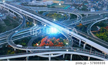 交通とネットワーク 57806936