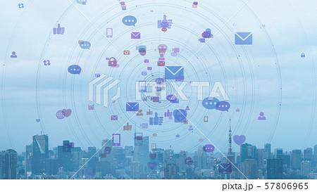 ソーシャルネットワーク 57806965