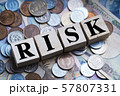 RISK・リスク・日本円 57807331