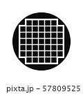 半導体 シリコンウエハー 57809525
