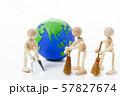 ECO エコ 地球 地球儀 エコロジー 環境 57827674
