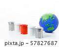 ECO エコ 地球 地球儀 エコロジー 環境 57827687