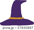 ハロウィン 魔女の帽子 57830897