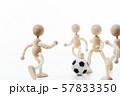 サッカー スポーツ フットボール  サッカー選手 57833350