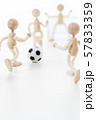 サッカー スポーツ フットボール  サッカー選手 57833359