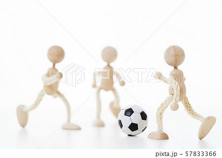 サッカー スポーツ フットボール  サッカー選手 57833366