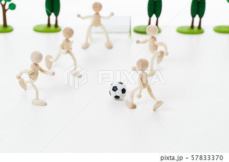 サッカー スポーツ フットボール  サッカー選手 57833370
