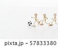 サッカー スポーツ フットボール  サッカー選手 57833380