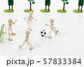 サッカー スポーツ フットボール  サッカー選手 57833384