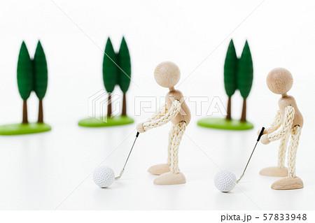 ゴルフ クラブ ゴルフボール スポーツ 57833948