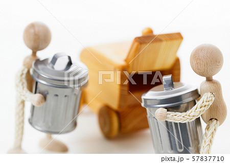 ゴミ リサイクル ゴミ分別 ゴミ問題 57837710