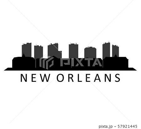skyline new orleans 57921445
