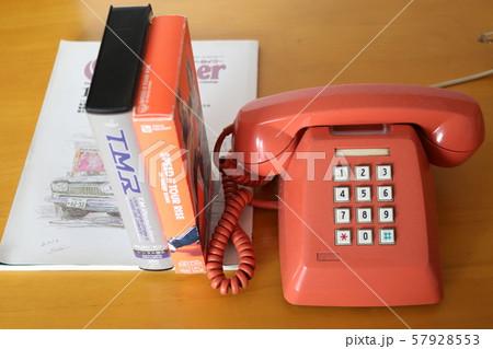 プッシュ電話機 57928553