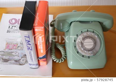 ダイヤル電話機 57928745