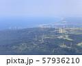 鳥海山 鉾立ビジターセンターから望む仁賀保高原 57936210