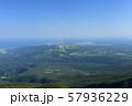 鳥海山 鉾立ビジターセンターから望む仁賀保高原 57936229