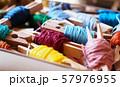 刺繍糸 手芸 57976955