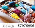 刺繍糸 手芸 57976956