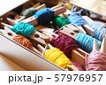 刺繍糸 手芸 57976957
