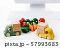 スーパー 買い物 野菜 生鮮食品 食料品 57993683