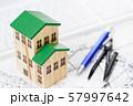 建築 不動産 設計 オフィス 57997642