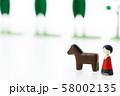 乗馬 馬 乗馬場 うま 動物 58002135