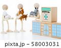 ペット 動物病院 病院 58003031
