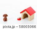 ペット 犬 58003066