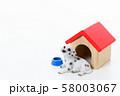 ペット 犬 58003067