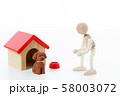 ペット 犬 58003072
