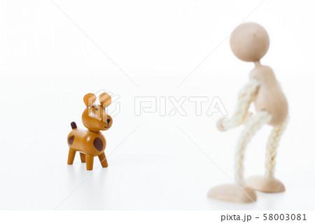 ペット 犬 58003081